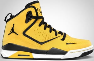Jordan SC-2 Yellow Black White Release Date