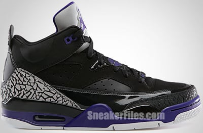 Jordan Son of Low Black Grape 2013 Release Date