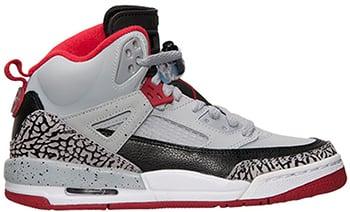 Jordan Spizike Grey Red Release Date