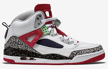Jordan Spizike White Poison Green Release Date 2015
