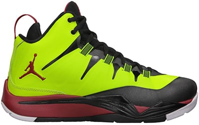 Jordan Super Fly 2 Kids Volt Fire Release Date 2013