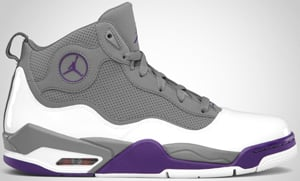 Jordan TC Grey Club Purple Release Date