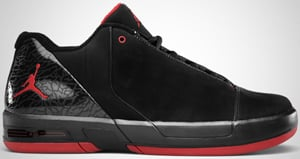 Jordan TE 3 Low Black Red Release Date