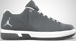 Jordan TE 3 Low Cool Grey White Release Date