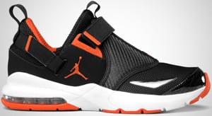 Jordan Trunner LX 11 Black Team Orange White Release Date