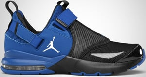 Jordan Trunner LX 11 Black White Varsity Royal Release Date