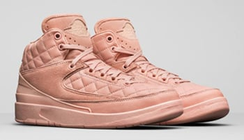 Just Don Air Jordan 2 Arctic Orange