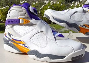Kobe Air Jordan 8 Lakers