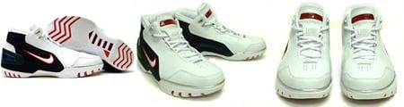 Nike Air Zoom Generation Lebron 1