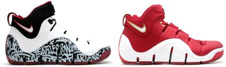 Nike Air Zoom Lebron IV 4