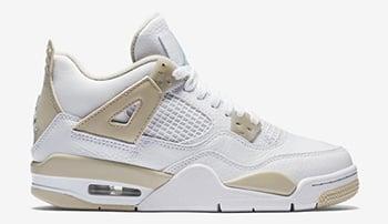 Linen Air Jordan 4