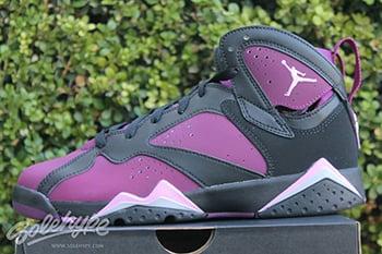 Air Jordan 7 Mulberry Girls Release Date GS