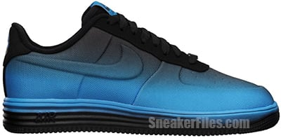 Nike Air Force 1 Lunar Force 1 VT Mesh Blue Hero July Release Date 2013