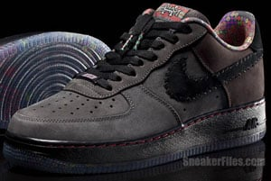 Nike Air Force 1 Black History Month 2012 Release Date