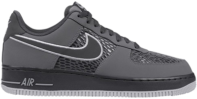Nike Air Force 1 Low Cool Grey Release Date 2014
