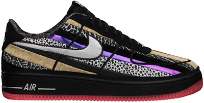 Nike Air Force 1 Crescent City Release Date 2014