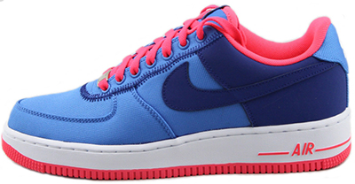 Nike Air Force 1 Distinct Blue Release Date 2013