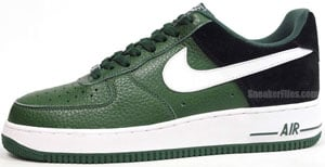 Nike Air Force 1 Gorge Green White Release Date