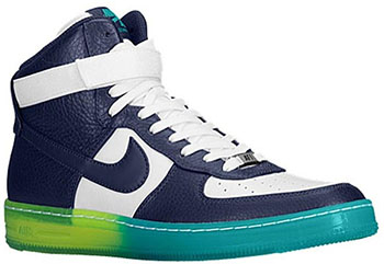Nike Air Force 1 Hi Downtown Breeze Midnight Navy Release Date
