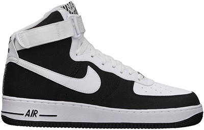 Nike Air Force 1 High Black White Release Date 2014