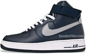 Nike Air Force 1 High Obsidian Wolf Grey Release Date