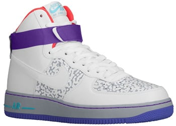 Nike Air Force 1 High Purple Venom Release Date
