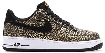 Nike Air Force 1 Low Gold Elephant Release Date