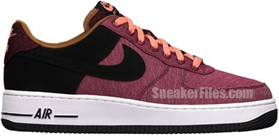 Nike Air Force 1 Low Noble Red July Release Date 2013