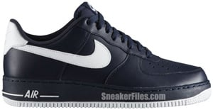 Nike Air Force 1 Low Obsidian/Wolf Grey-White