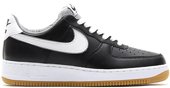 Nike Air Force 1 Low Seersucker Black White Release Date