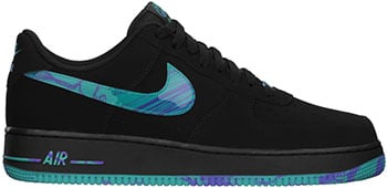 Nike Air Force 1 Low Turbo Green Black Release Date