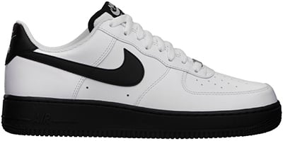 Nike Air Force 1 Low White Black Release Date 2014