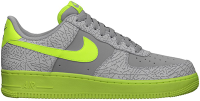 Nike Air Force 1 Low Wolf Grey Volt Release Date 2014