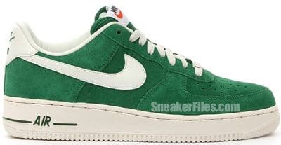 Nike Air Force 1 Pine Green May 2013 Release Date