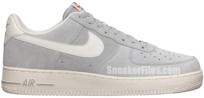 Nike Air Force 1 Strata Grey May 2013 Release Date