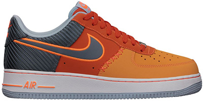 Nike Air Force 1 Team Orange Release Date 2013