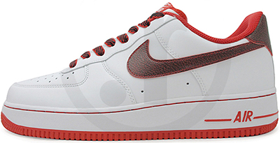 Nike Air Force 1 Low White University Red Release Date 2014