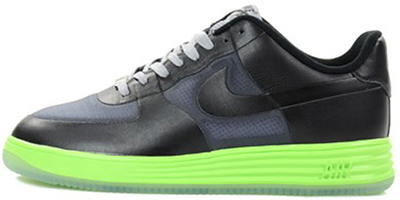 Nike Lunar Force 1 Fuse Flash Lime Release Date 2013