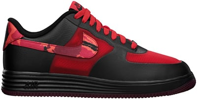 Nike Air Force 1 Fuse Hyper Red Release Date 2013