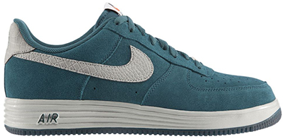 Nike Lunar Force 1 Low Reflective Dark Sea November Release Date