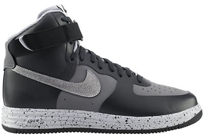 Nike Lunar Force 1 NS High Anthracite November Release Date