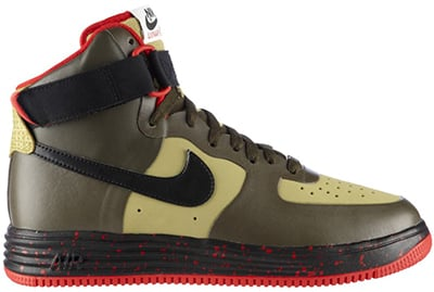 Nike Lunar Force 1 NS High Para Gold November Release Date