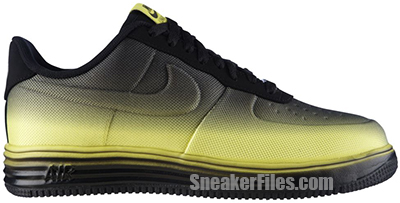 Nike Lunar Force 1 VT Mesh Sonic Yellow Release Date July 2013