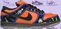 Nike SB Release Dates Nike Dunk SB Low Day of the Dead