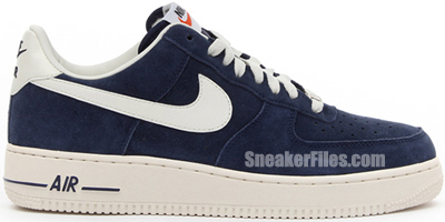 Nike Air Force 1 Midnight Navy May 2013 Release Date