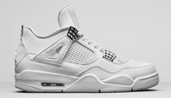 Pure Money Air Jordan 4