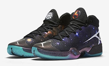 new product 968ba ff17e Quai 54 Air Jordan 30 XXX Cosmos