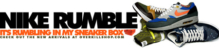 Nike Rumble Pack at Overkill
