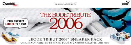 Puma x Bode Tribute