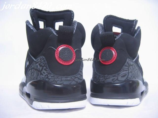 New Black Air Jordan Spiz'ikes